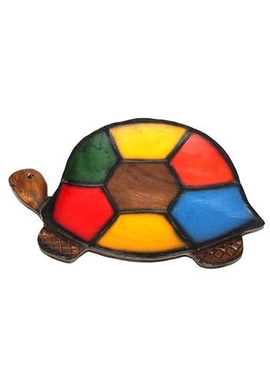 JBL Maun Ağacı Kaplumbağa Çerezlik Dekoratif Hediyelik Renkli